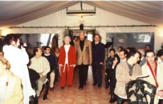 2003 XATIVA ACTO DE GRADUACION