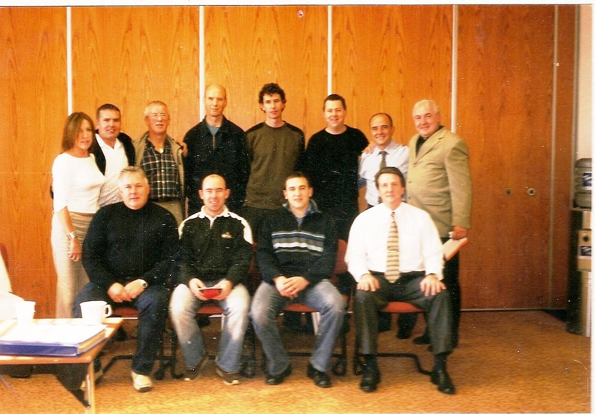 2006 CREACION DE LA ASOCIACION DE SPINOLOGISTAS DE IRLANDA