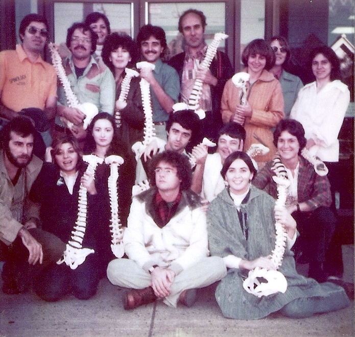 1980 1ª Y 2ª CLASES DEL FILADELFIA SPINAL TUTORIUM