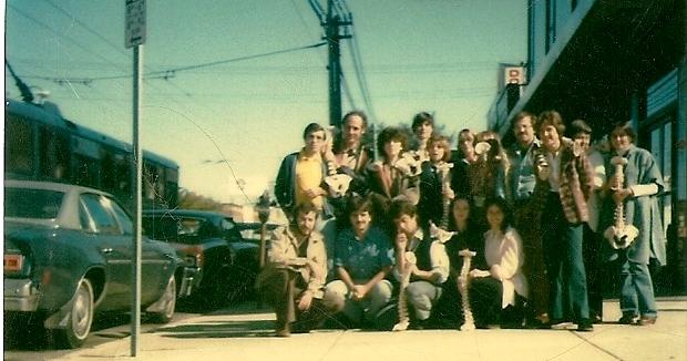 1981 1ª Y 2ª CLASES EN FIALDELFIA