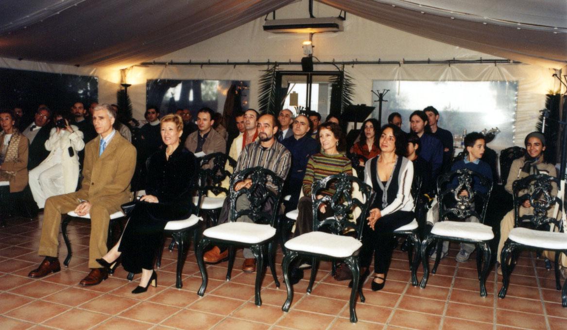 2003 XATIVA 2ª CONVENCION INTERNACIONAL DE SPINOLGISTAS