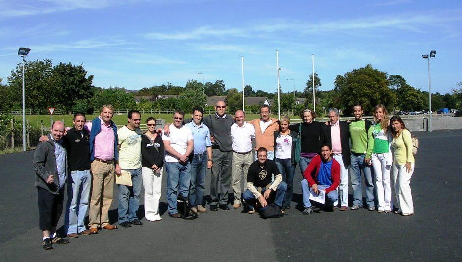 2008 IRLANDA 3ª CONVENICON INTERNACIONAL DE SPINOLOGISTAS